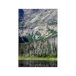 Chimney Pond Rectangle Magnet (10 pack)
