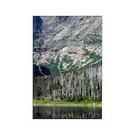 Chimney Pond Rectangle Magnet (100 pack)