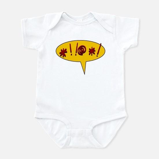 Curses! Infant Bodysuit