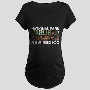 Carlsbad Caverns - New Mexico Maternity T-Shirt