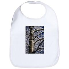 Snowy Maple Bib