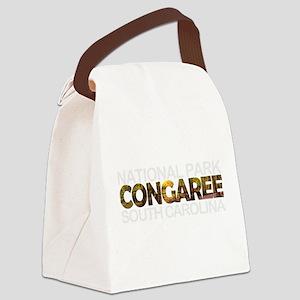 Congaree - South Carolina Canvas Lunch Bag