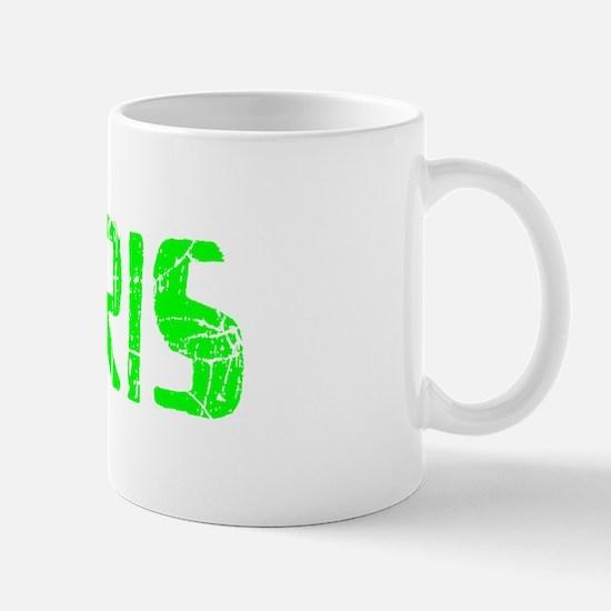 Perris Faded (Green) Mug