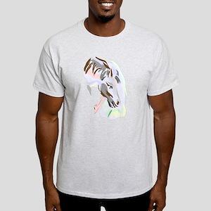 Colorful Horse Light T-Shirt