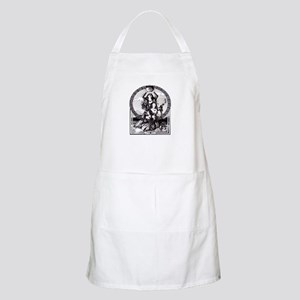 Triple Goddess BBQ Apron