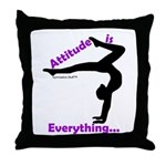Gymnastics Pillow - Attitude