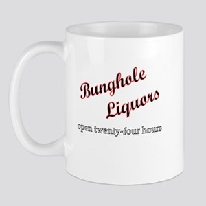 Bunghole Liquors Mug