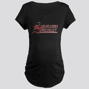 Submission Specialist Maternity Dark T-Shirt