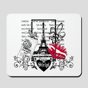 Paris Postcard Mousepad