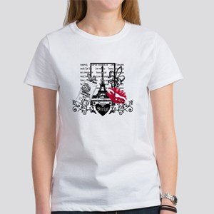 Paris Postcard Women's T-Shirt