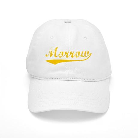 Vintage Morrow (Orange) Cap