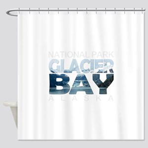 Glacier Bay - Alaska Shower Curtain