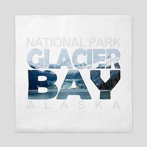 Glacier Bay - Alaska Queen Duvet