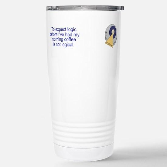 Logical Vulcan Coffee Mugs