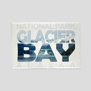 Glacier Bay - Alaska Magnets
