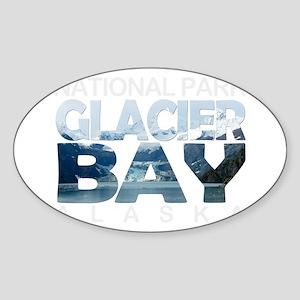 Glacier Bay - Alaska Sticker