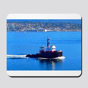 Vancouver Harbor Ride Mousepad