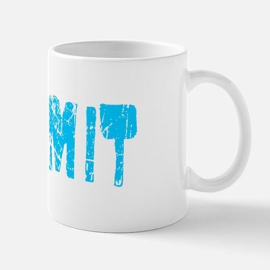 Summit Faded (Blue) Mug