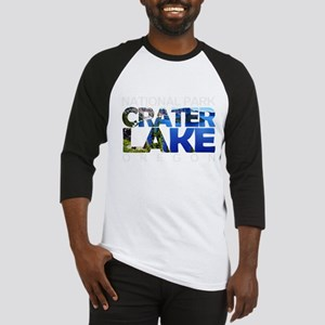 Crater Lake - Oregon Baseball Jersey