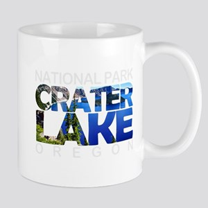 Crater Lake - Oregon Mugs