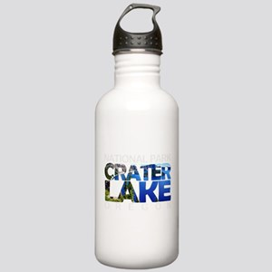 Crater Lake - Oregon Stainless Water Bottle 1.0L