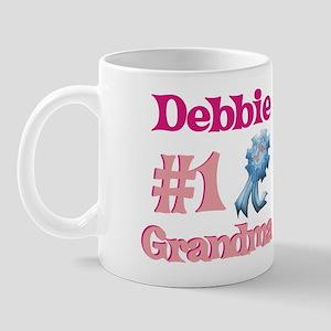 Debbie - #1 Grandma Mug