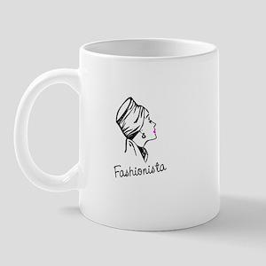 Fashionista Mug