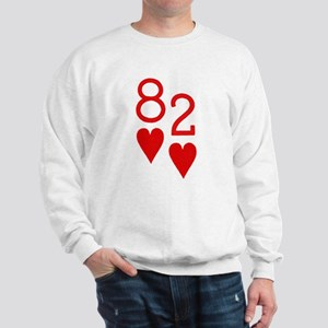 8h 2h Poker Sweatshirt