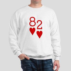 8h 2h Poker Sweatshirt