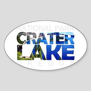 Crater Lake - Oregon Sticker