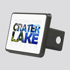 Crater Lake - Oregon Rectangular Hitch Cover