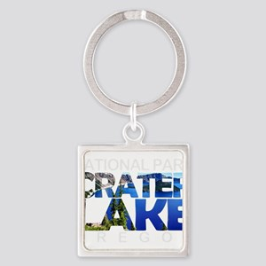 Crater Lake - Oregon Keychains
