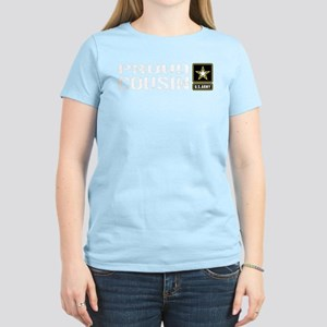 U.S. Army: Proud Cousin T-Shirt