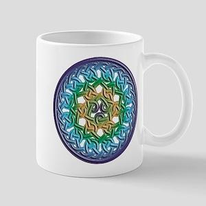 Brenna's Quilt Celtic Focus Mug