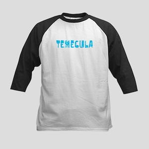 Temecula Faded (Blue) Kids Baseball Jersey