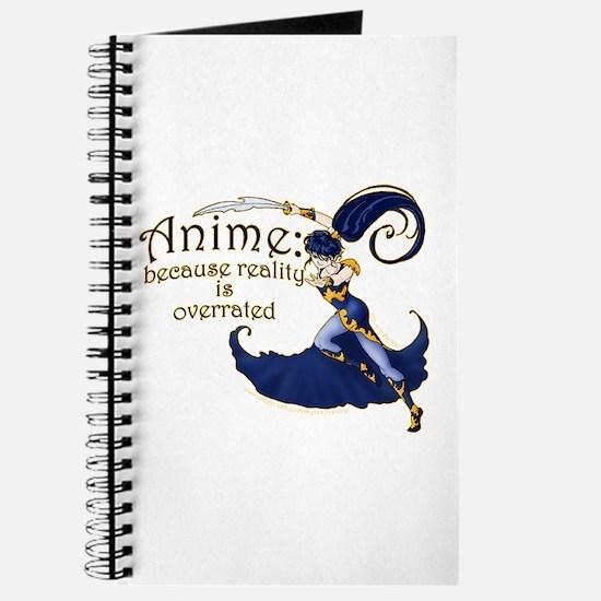 Fun Anime Fan Design Journal