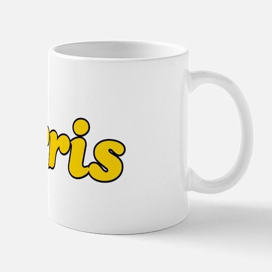 Retro Perris (Gold) Mug