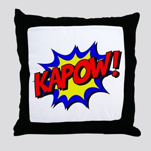 ! Throw Pillow