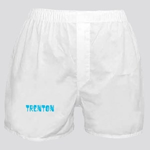 Trenton Faded (Blue) Boxer Shorts