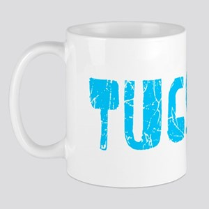 Tucson Faded (Blue) Mug