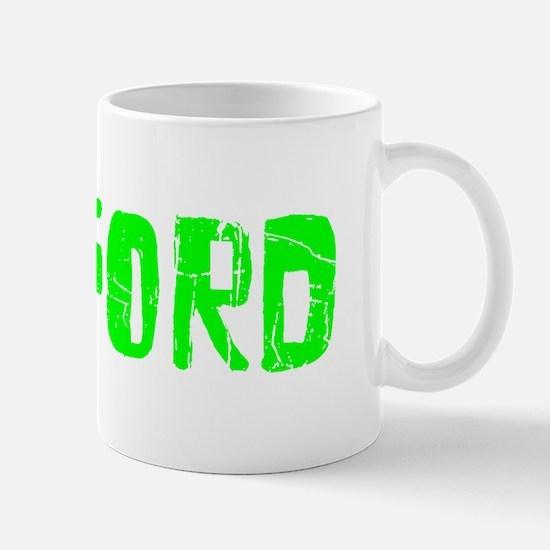 Radford Faded (Green) Mug
