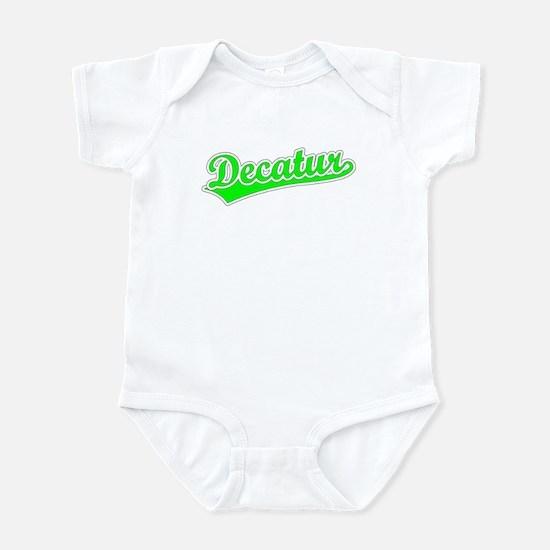 Retro Decatur (Green) Infant Bodysuit
