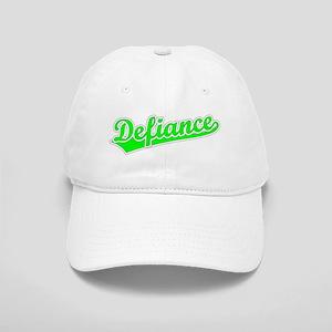 Retro Defiance (Green) Cap