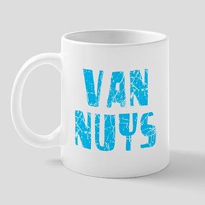Van Nuys Faded (Blue) Mug