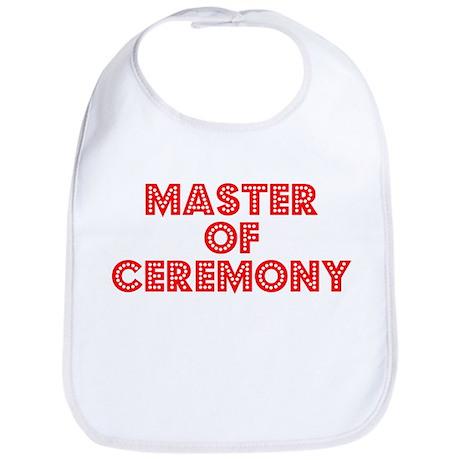 Retro Master of C.. (Red) Bib