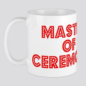 Retro Master of C.. (Red) Mug