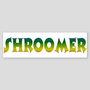 Morel Mushroom Hunters Bumper Sticker