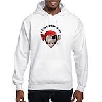 I Fling Poop Deck Hooded Sweatshirt