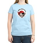 I Fling Poop Deck Women's Light T-Shirt