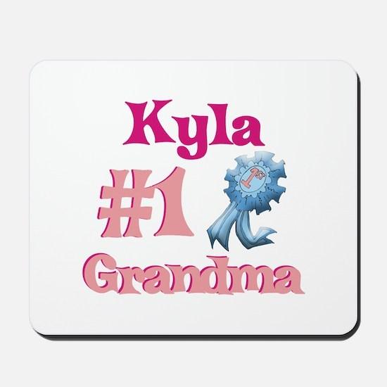 Kyla - #1 Grandma Mousepad